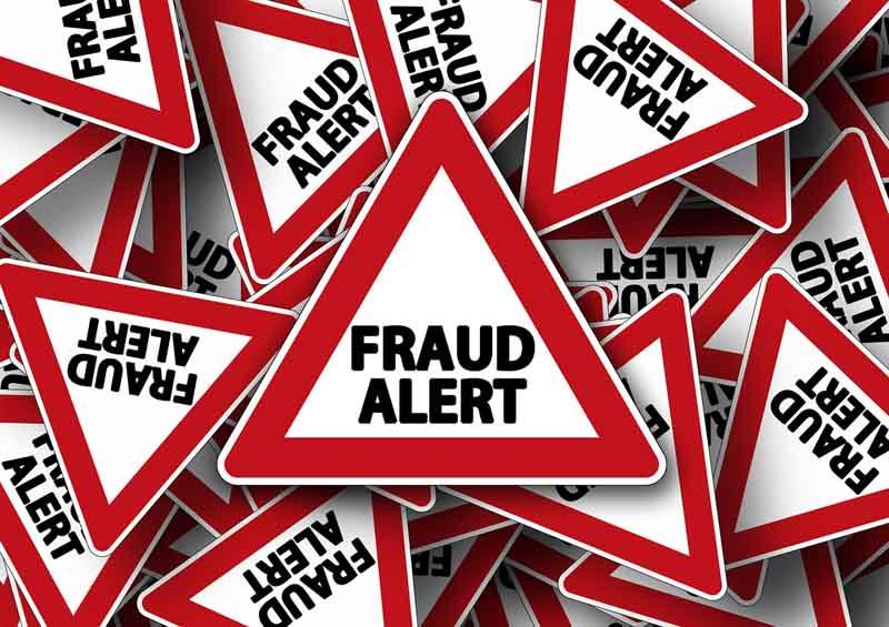 la fraude avec la mise sous pli à domicile
