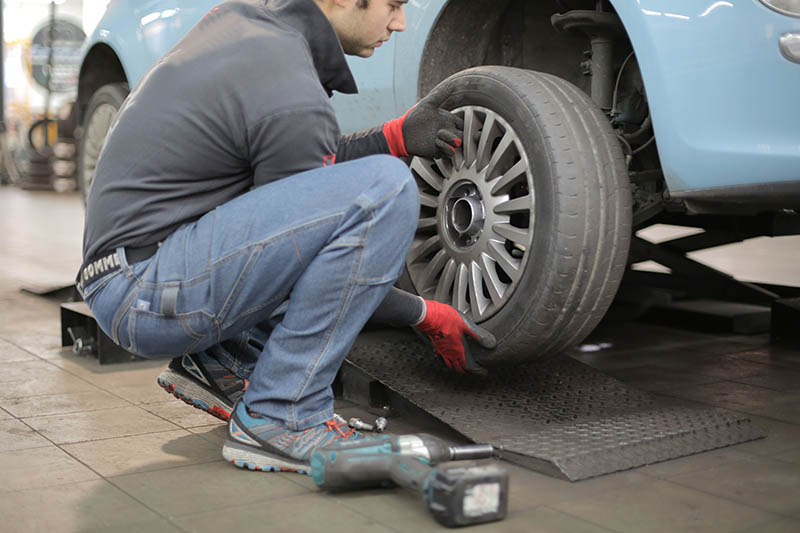 Montage pneu gratuit